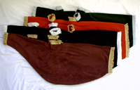 Bagpipe covers