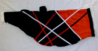 Custom made bagpipe covers